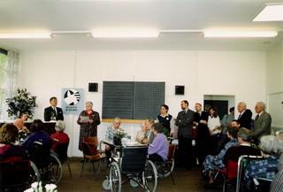 Openingstoespraak Wil van Echtelt, 7 mei 1991